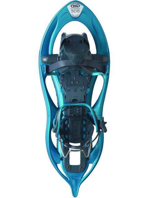 TSL 305 Tour - Raquetas de nieve de aluminio Mujer - azul
